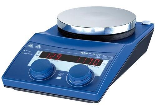 IKA Hot Plate Stirrers, IKA RCT Basic, RET Basic and RET Control ...