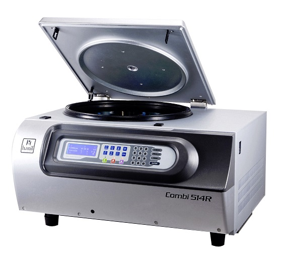Table Top Centrifuge 15 000 Rpm Refrigerated Multipurpose